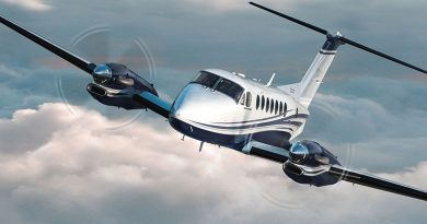 TEXTRON AVIATION PRESENTA EL NUEVO KING AIR 360 Y 360ER