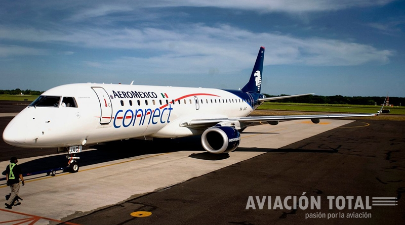 EMBRAER 190 DE AEROMEXICO SE ACCIDENTA EN DURANGO